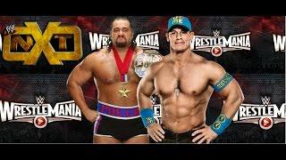 Major Backstage WWE WrestleMania 31 News On John Cena Rusev & NXT Match At WM 31!