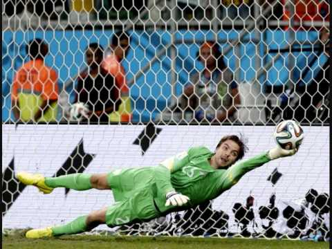 Radio commentaar NOS Tim Krul (Nederland - Costa Rica) WK 2014