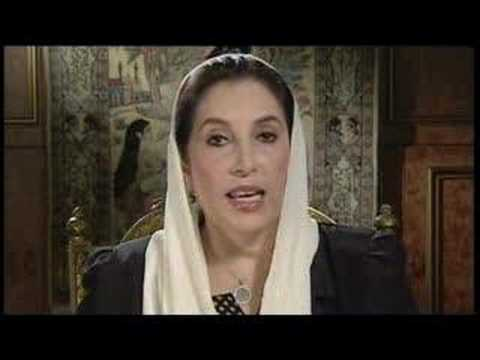 Benazir Bhutto censored on BBC - Bin Laden is dead