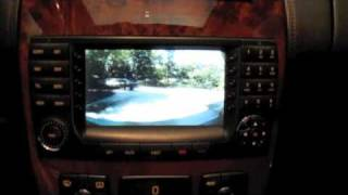 Backup Camera Demonstration