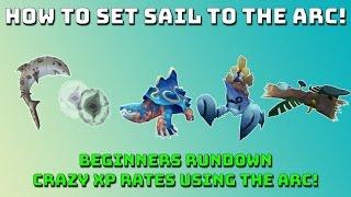 Beginner Arc Guide [Runescape 3] Setting Sail to the Arc! - Insane xp!