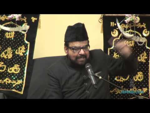 18th Safar 1435 Maulana Abid Bilgrami