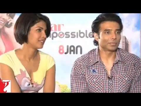 Uday & Priyanka - Interview On Pyaar Impossible