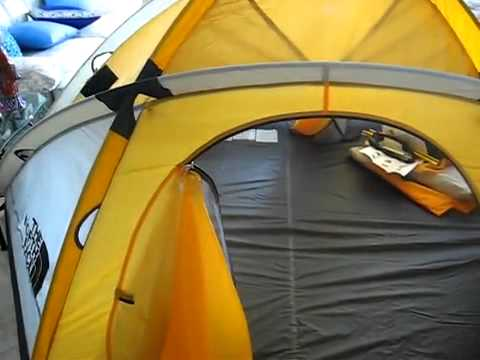 North Face ve 25 Tent Видеообзор The North Face ve