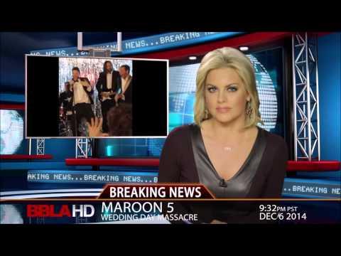 Maroon 5 - Shocking News (Spoof)