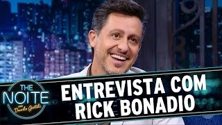 download musica The Noite 071016 - Entrevista com Rick Bonadio