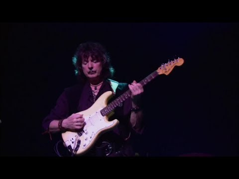 Ritchie Blackmore Electric Guitar solo 2013