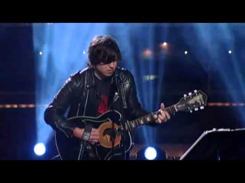Ryan Adams - Black Sheets Of Rain (Bob Mould Cover) - Live On Letterman