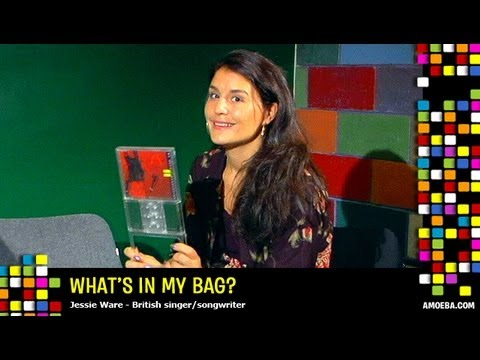 Jessie Ware - What&#039;s In My Bag?