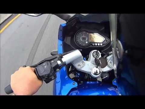 Bajaj Pulsar 220 Cc Top Speed  Maxima Velocidad Mexico Osminmendo video