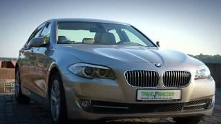 """""""ТрансМісія-ТЕСТ"""" BMW 528i xDrive"""