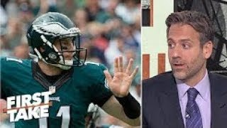 'The Eagles are done'  Max Kellerman  First Take