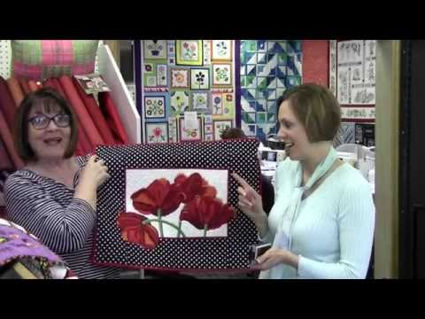 Claudia's Creations Visits Heirloom Creations