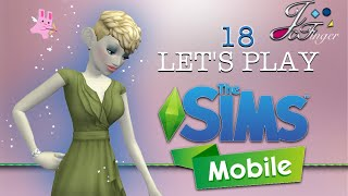 The Sims Mobile | LET'S PLAY | PART 18 |🧚🏼♀️ CREATE A FAIRY 🧚🏻♂️