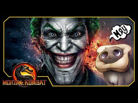 ч.01 Месть Джокера - Mortal Kombat Vs. DC Universe