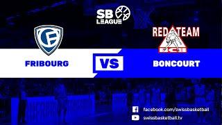 SB League - Day 21: FRIBOURG vs BONCOURT