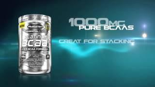 MuscleTech Platinum BCAA 8:1:1 - Dubai, UAE