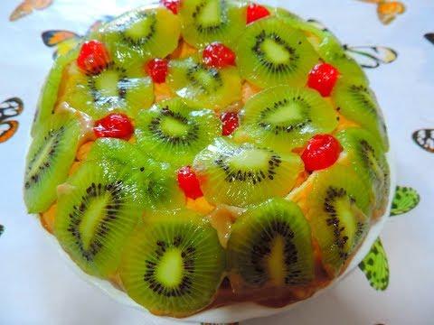 Как приготовить очень вкусный торт без выпечки  Это просто чудо!!!