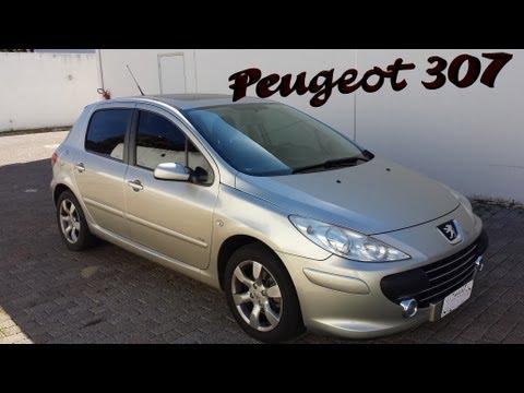 Peugeot 307 Presence Pack 2.0 Automático - Parte 1
