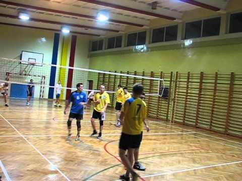 Mistrzejowice - GeoVolley Team (1:2) - Cały Mecz