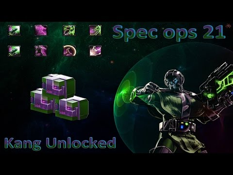 Marvel Avengers Alliance: Kang the Conqueror Unlocked and in Action