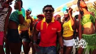 Le Konpa - Gracia Delva Kanaval 2014 - Ayiti Avan - Official video