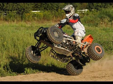 Quad Goon Riding