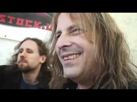 ROSS THE BOSS - pt.2 of 2 (2nd Interview @ Bloodstock)