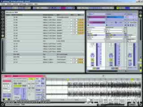 Elephorm Apprendre Live 6 - Déclenchement des clips