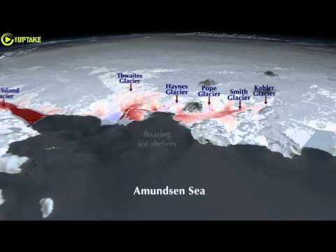 Antarctic Melting Passes
