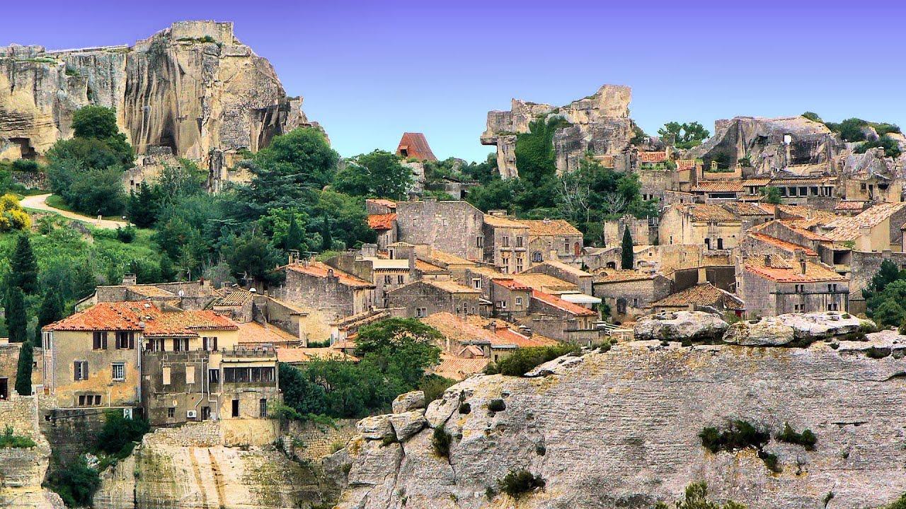 Les Baux-de-Provence France  city pictures gallery : Les Baux de Provence, Provence, France [HD] videoturysta YouTube