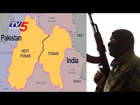 ISI Terrorists now Target Punjab & its Youth : TV5 News