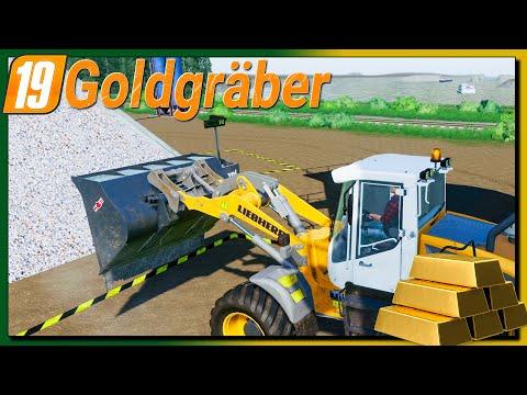 LS19 Goldgräber ⛏️ Zement Beton Durcheinander   GOLD und BERGBAU in Alaska! [s12e91]