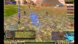Knight online atlantis adream itzRamirez pk movie