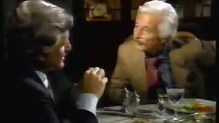 Ted Kennedy - interviewed by Oleg Cassini, 1980s (Part 1 of 2)