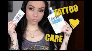 Products to Purchase BEFORE Getting A Tattoo!