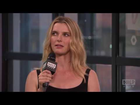 Betty Gilpin Talks About