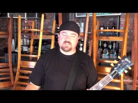 CLUTCH 50,000 Unstoppable Watts guitar lesson with Tim Sult. PlayThisRiff.com