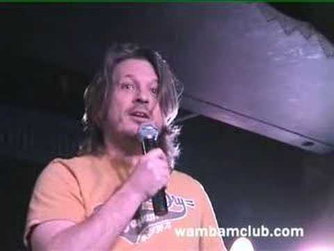 Richard Herring Slams A Heckler (priceless)