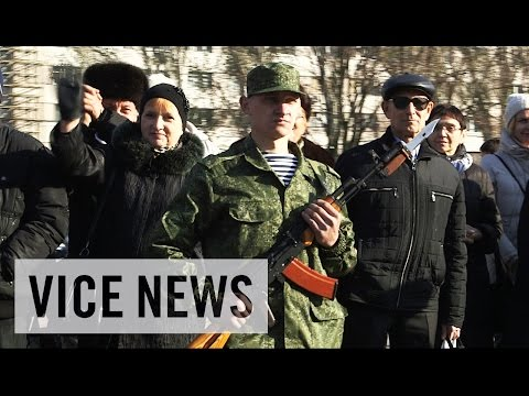 Life in a Bunker in Eastern Ukraine: Russian Roulette (Dispatch 84)