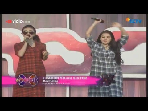 Download Lagu 2 Racun Youbi Sister - Merinding MP3 Free