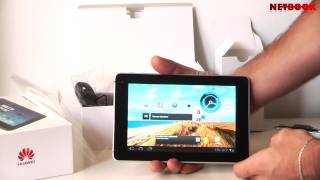 Huawei MediaPad 3G - Prime impressioni e Unbox