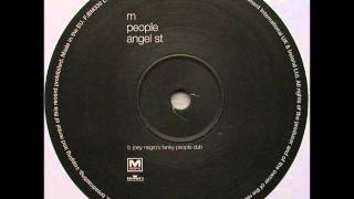 Watch M People Angel Street video