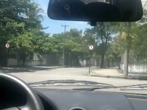 Percurso da prova do Detran Niterói RJ