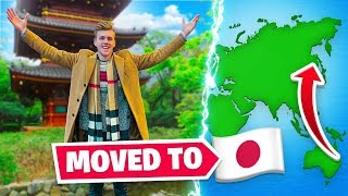 So I Moved to Japan! (House Tour Vlog)