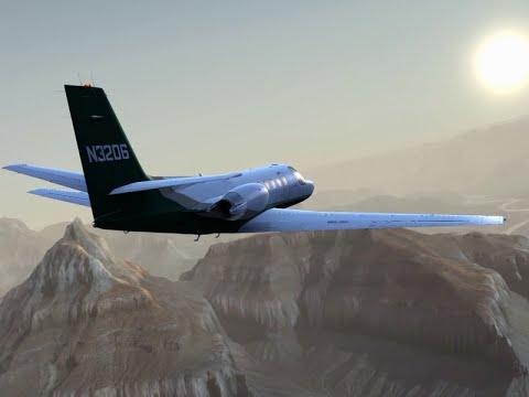 Carenado Cessna Citation Carenado S550 Citation ii Fsx/