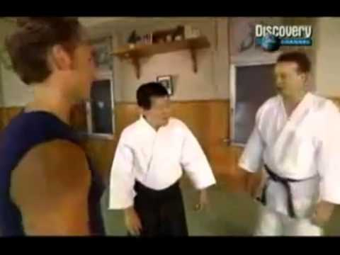 Discovery Channel Go Warrior : Aikido Pt 1 of 3