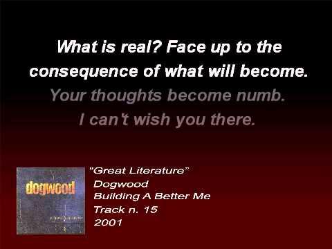 Dogwood - Great Literature