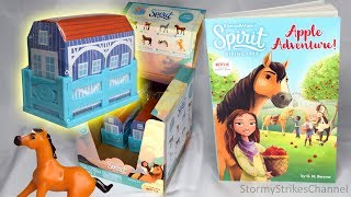 Spirit Riding Free Mini Horses and Book Review