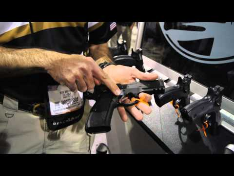 CZ Custom Shop Firearms at SHOT Show 2014
